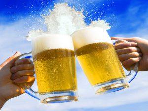 生ビール画像